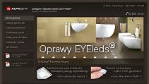 Oprawy oświetleniowe LED EYEleds - www.eyeleds.pl