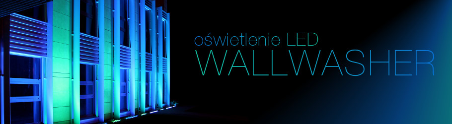 Oświetlenie LED - Wallwasher