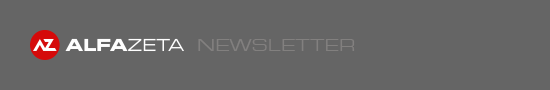 Alfa-Zeta Newsletter