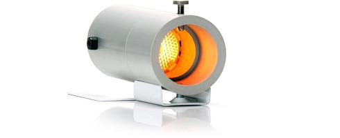 Generator LED RGB dla światłowodów